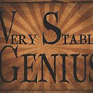 Stable Genius! by MythInkBooks