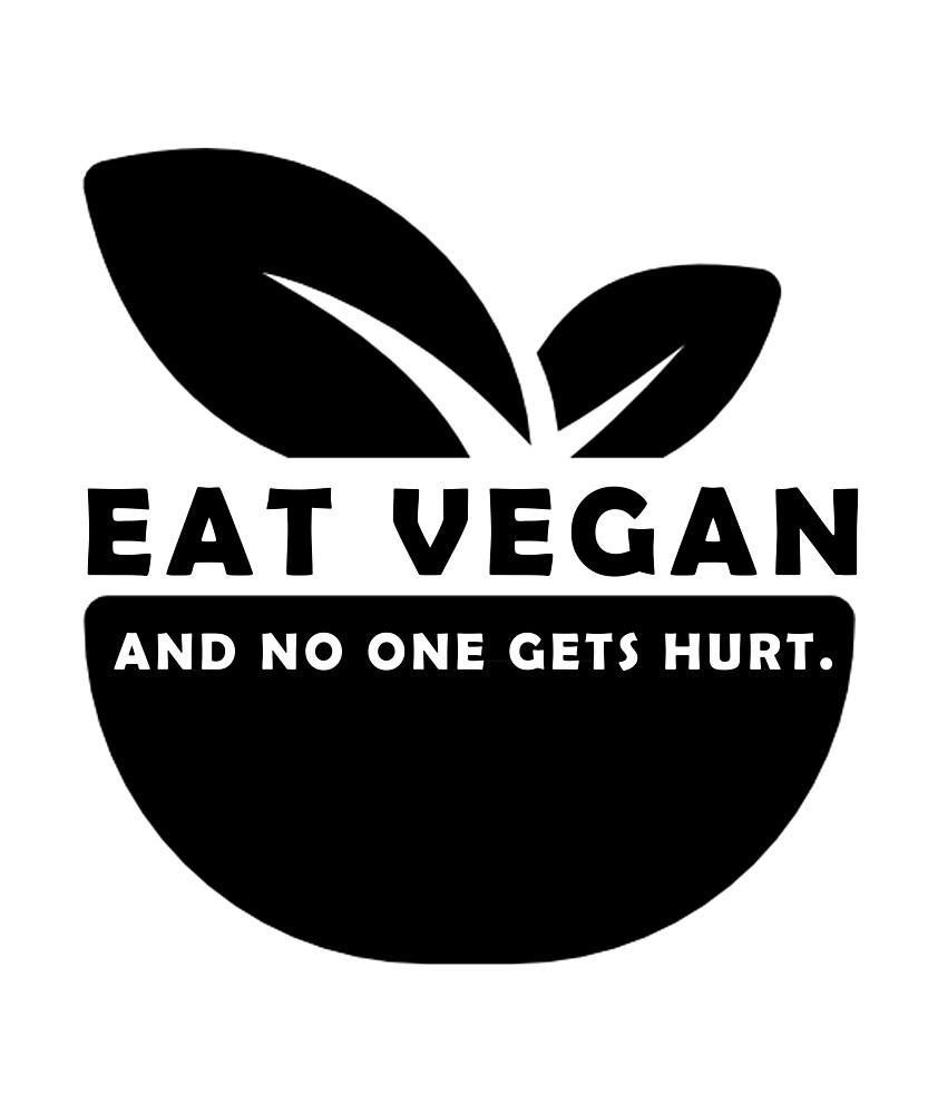 Vegan, Vegetarian, Gift by JaNi-Design