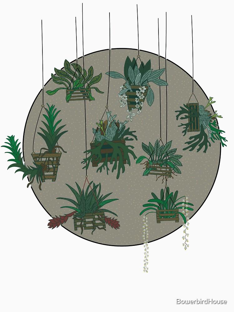 Vanda Baskets Cool Grey by BowerbirdHouse