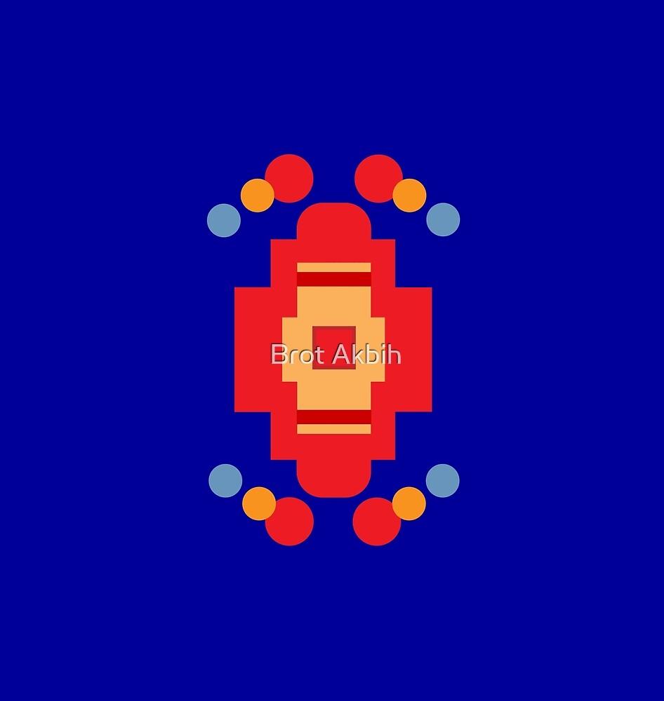 Pixel Pin &  Pattern by DeLaFont