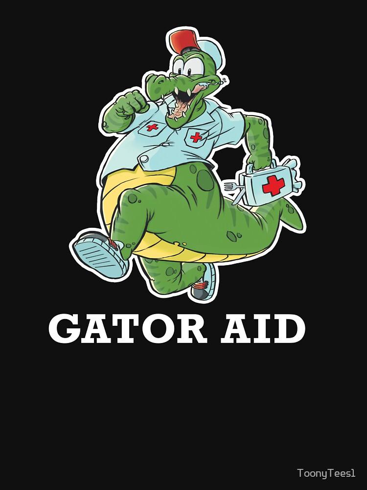 Gator Aid by ToonyTees1