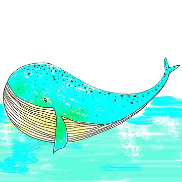 Ballena cyan by ceilus
