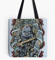 The Sailor and the Siren, pirate, mermaid, treasure Tote Bag