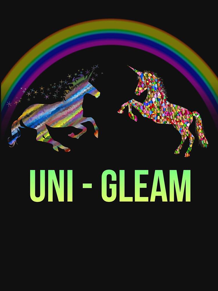 Unicorn Design shirt by Stefanoprince84