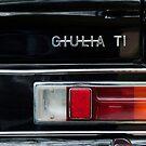Alfa Romeo Giulia TI by Flo Smith