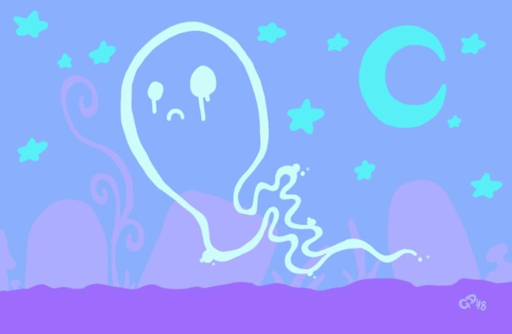 Soft Ghosting by GloomDready
