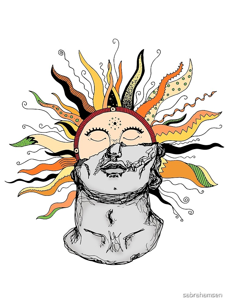 Sun Man by sabrahamsen
