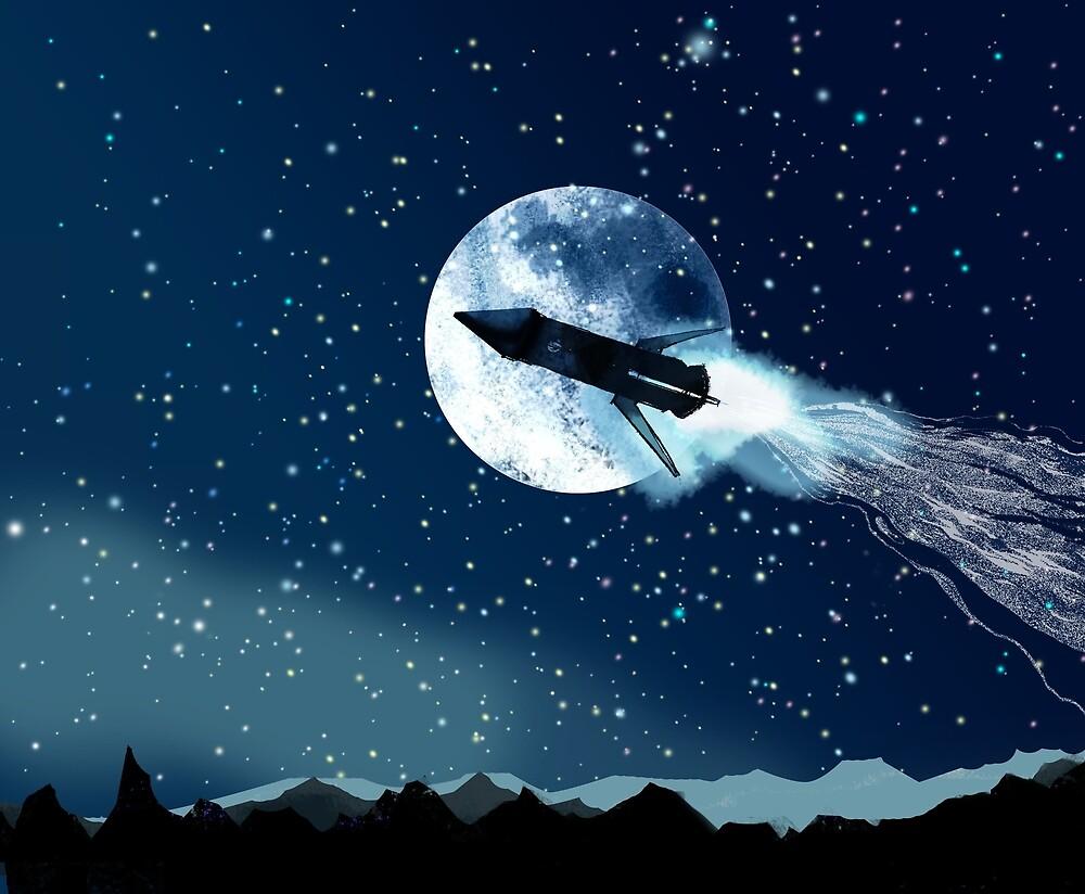 Moonshot  by LaurenDavies