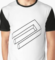 Cognitive Illusion Graphic T-Shirt