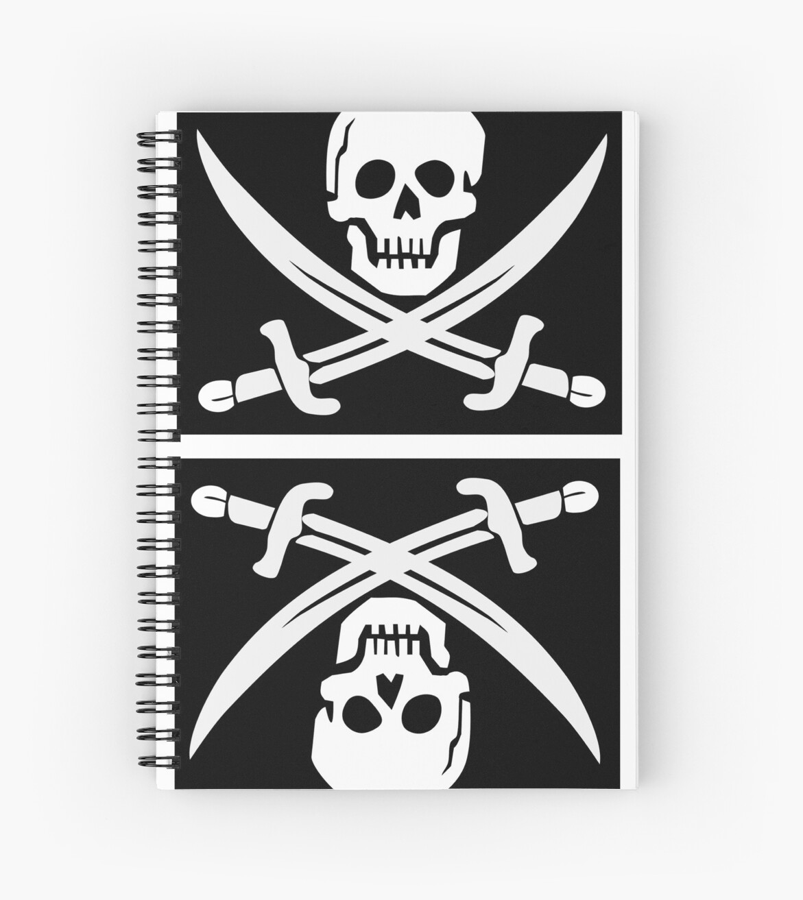 Skull and Crossbones  by MworldTee