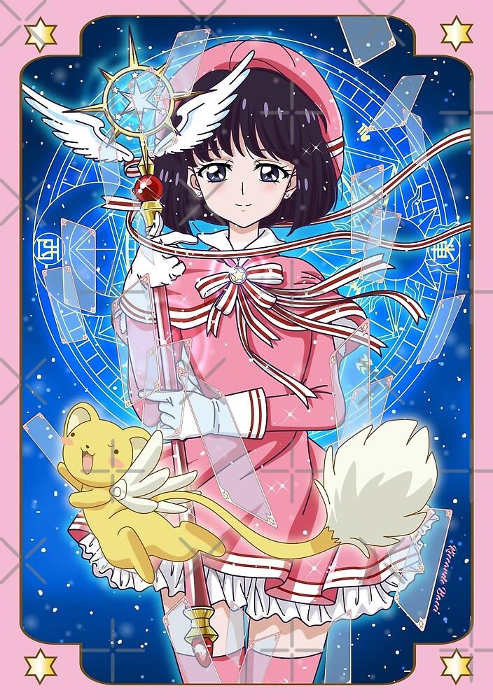 Card Captor Hotaru by elfenlied29