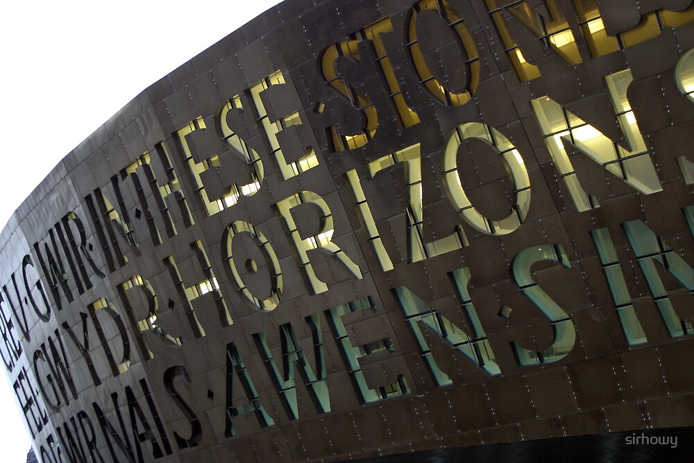 Wales Millenium Centre by sirhowy