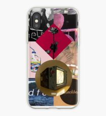 blackbear album cover collage iPhone Case
