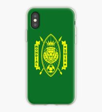 The Pride Of The Tribe iPhone Case