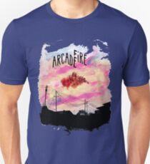 0e66000ed Arcade Fire Suburbs Slim Fit T-Shirt