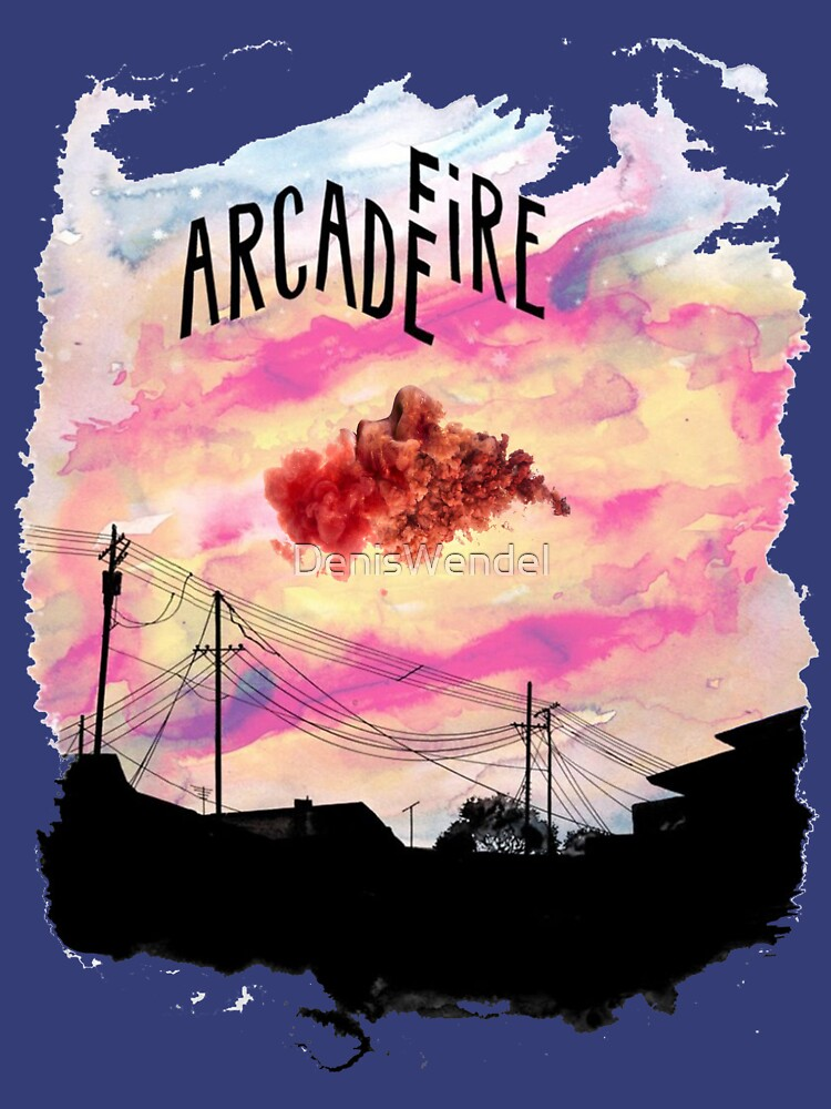 Arcade Fire Suburbs by DenisWendel