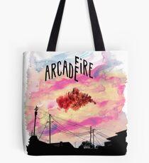 Arcade Fire Suburbs Tote Bag