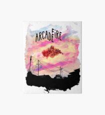 Arcade Fire Suburbs Art Board