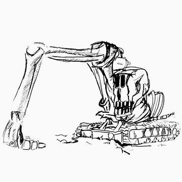 Skulldiggery by mmcrae