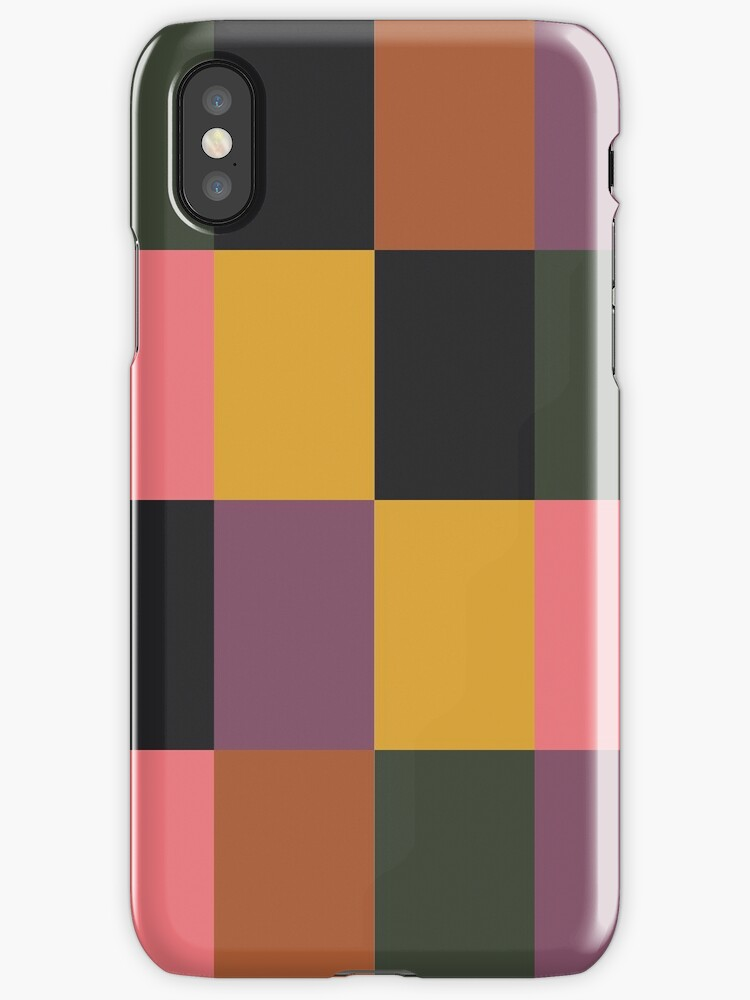 Earthy Patchwork by sidebar