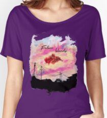 Future Islands Women's Relaxed Fit T-Shirt