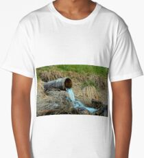 Rusty Pipe Long T-Shirt