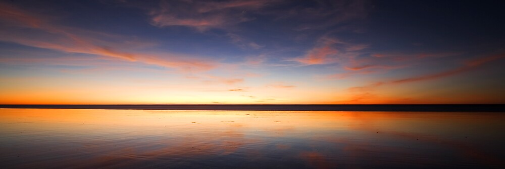Cable Beach Sunset by Michael Bates