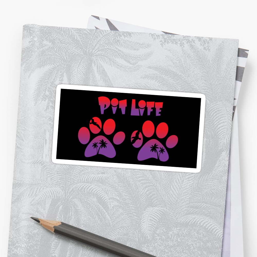 The Pit Life by RBBeachDesigns