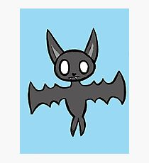 Batty  Photographic Print