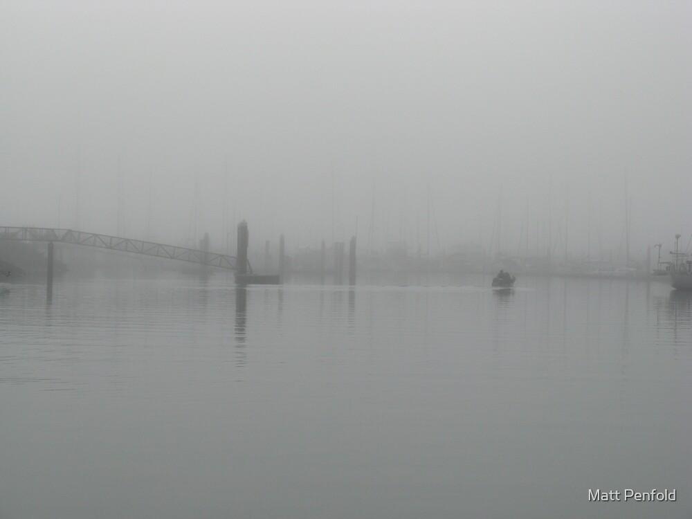 Misty Morning by Matt Penfold