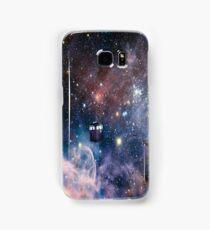 Tardis In Space Samsung Galaxy Case/Skin