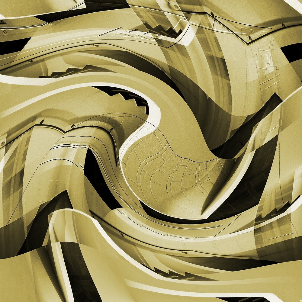 Confused perspectives II by Tiia Vissak