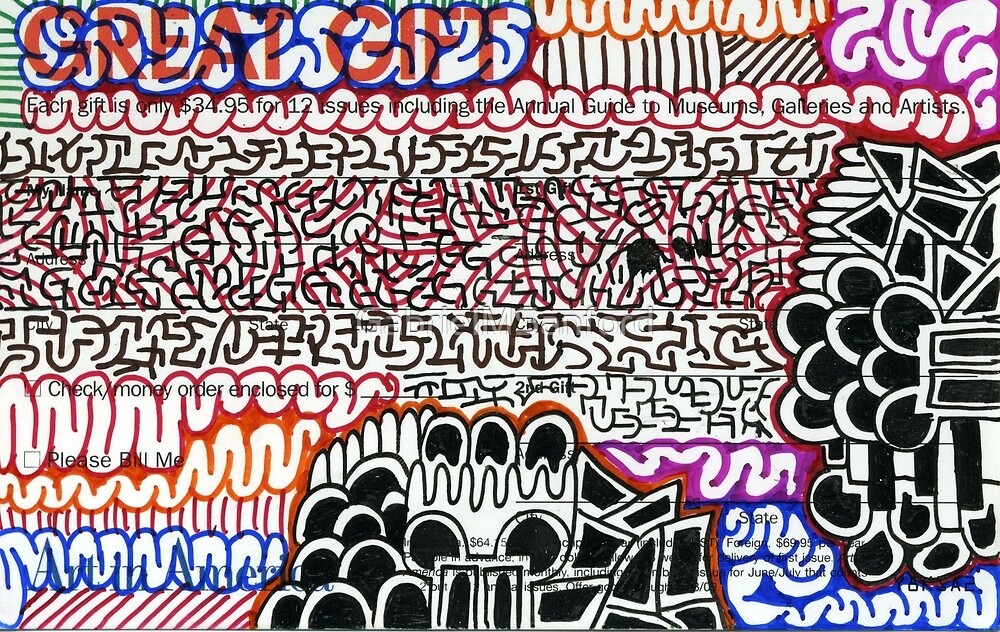 subscription card art #230 by GabrielMSanford