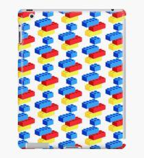 Colourful Building Blocks iPad Case/Skin