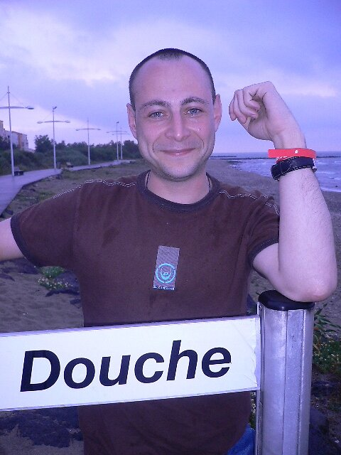 Douche Bag by smallville