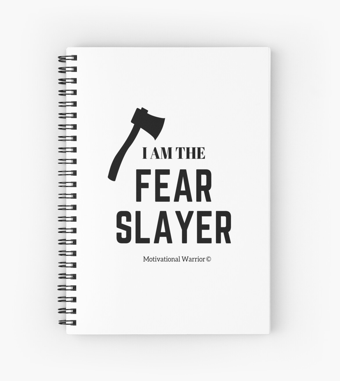 I Am The Fear Slayer by TONEIQ