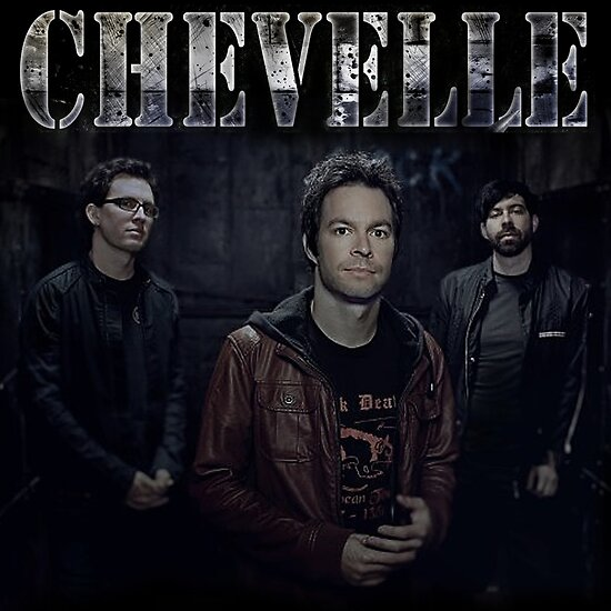 Chevelle band music posters by dane897 redbubble - Chevelle band pics ...
