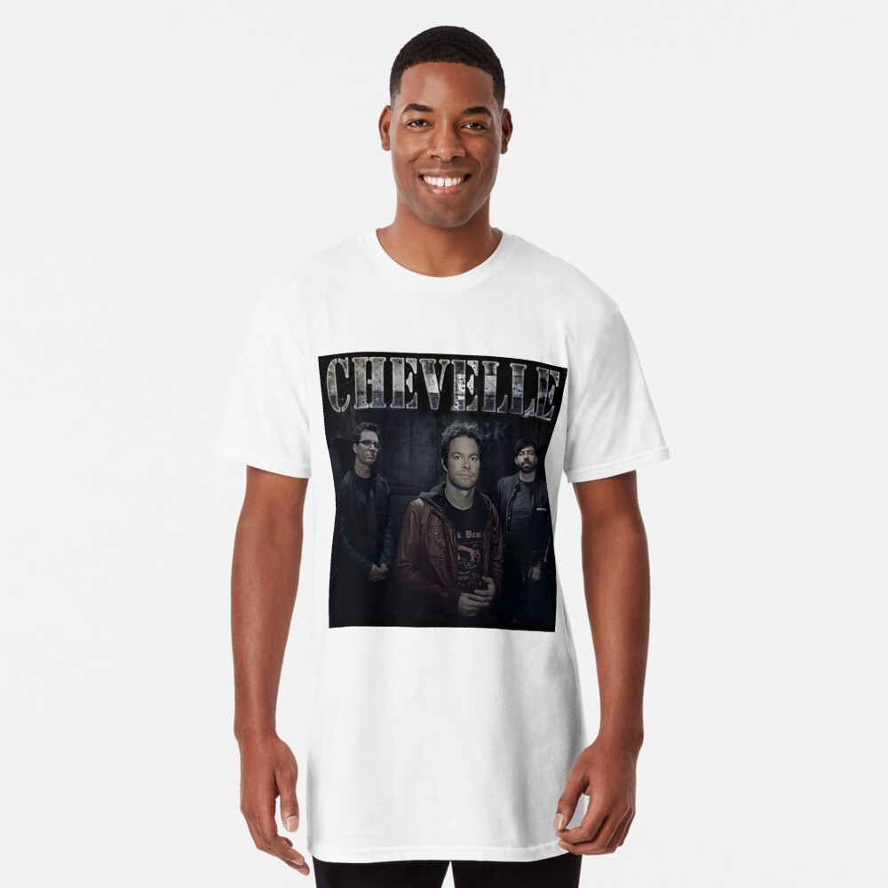 Chevelle Band Music  Long T-Shirt Front