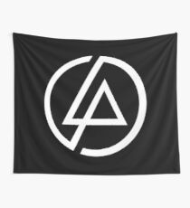 Linkin Park Logo Wall Tapestry