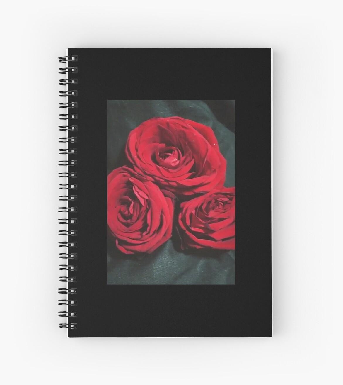 Roses of passion by Sabrina Alexandra