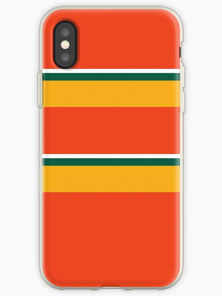 Orange/Yellow/Green/White Big Stripe by sidebar