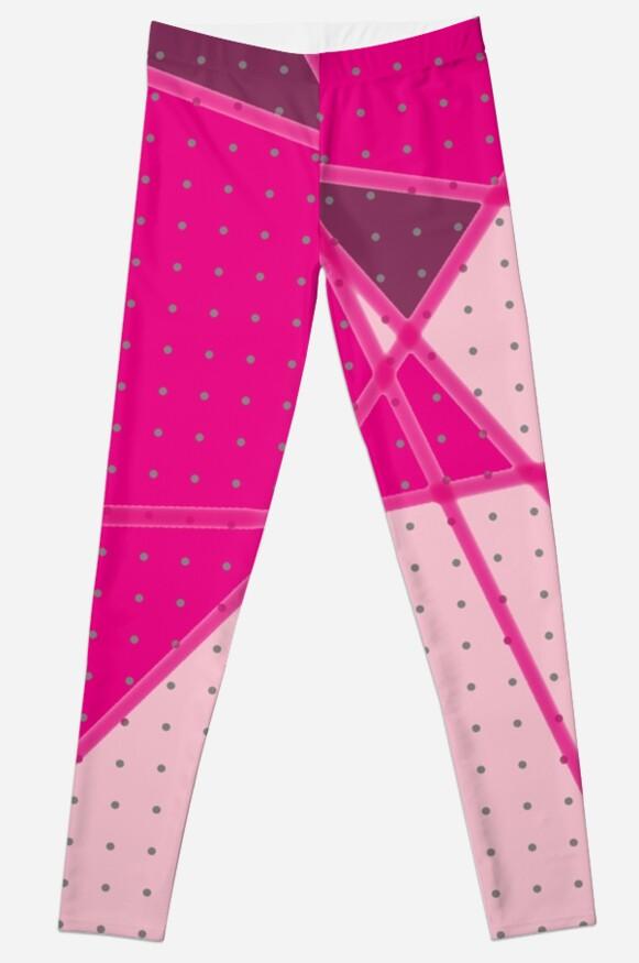 Multi-pink pattern by FerreiraLtd