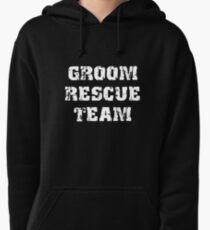 Groom Rescue Team V2 Pullover Hoodie