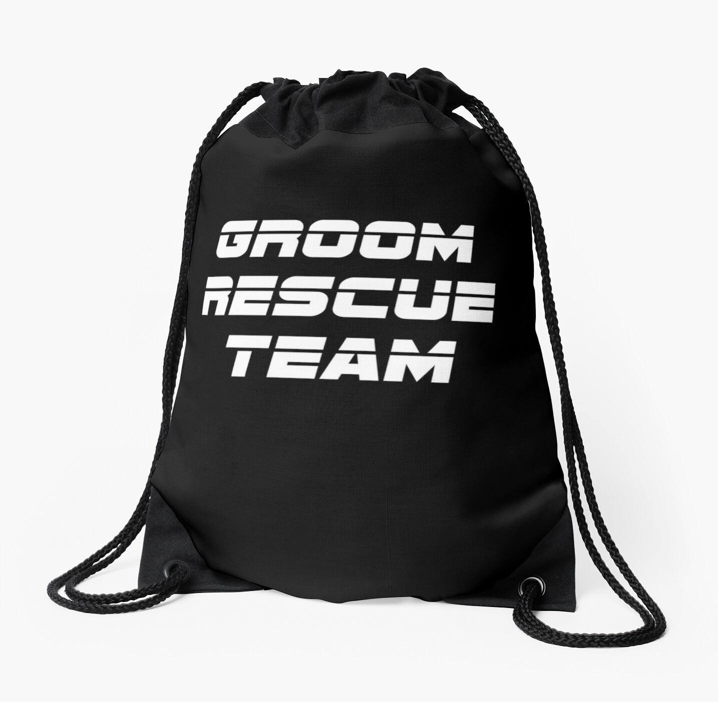 Groom Rescue Team V3 by TeeTimeGuys