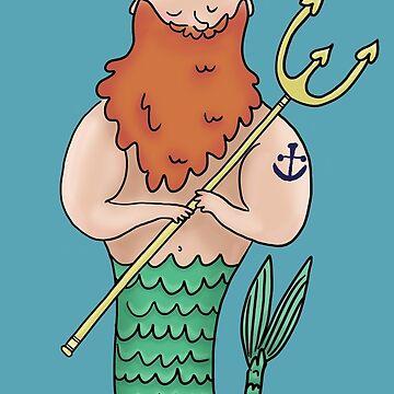 Mer King by pigandpumpkin
