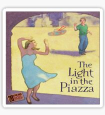 The Light in the Piazza Sticker