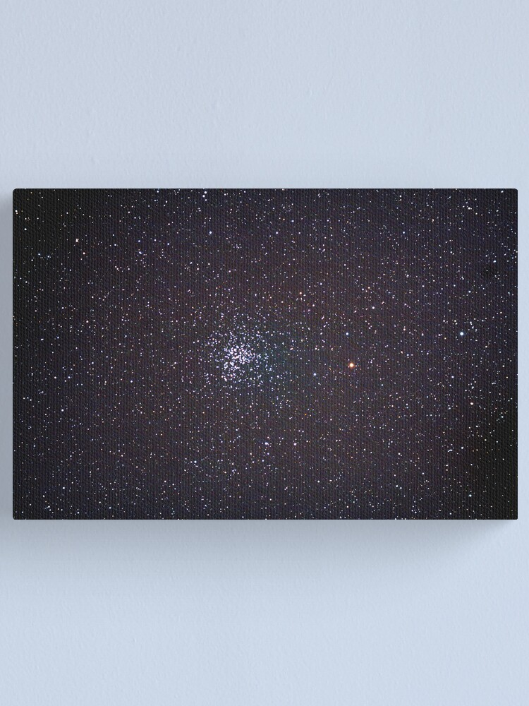Alternate view of M37 salt and pepper cluster Canvas Print