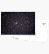 M37 salt and pepper cluster Postcards
