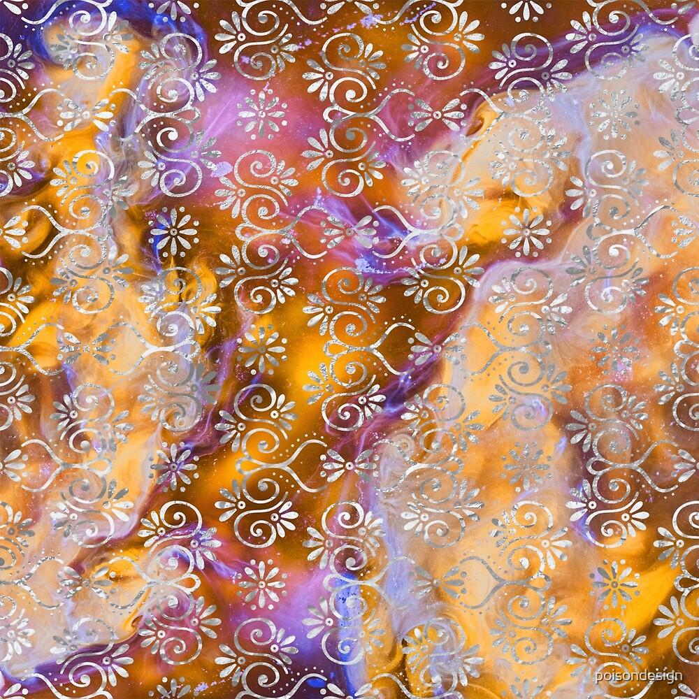 Psicodelic Adventure - Orange by poisondesign