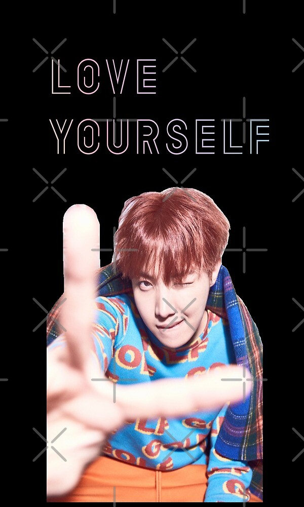 J-Hope - Love Yourself by LightDreamers